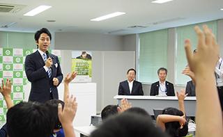 福島における教育復興支援